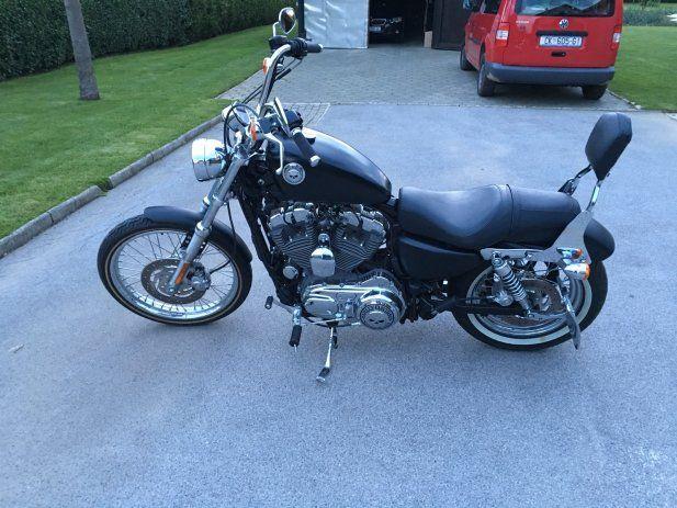 Harley Davidson 72 SPORTSTER 1200 cm3, rabljeni motor, Godište: 2014, Prijeđeni kilometri: 3800 km