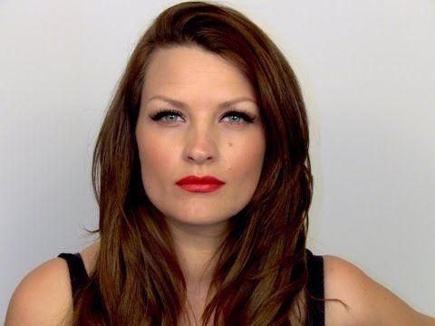 Makeup Tutorial: Scarlett Johansson Red Carpet Glamour