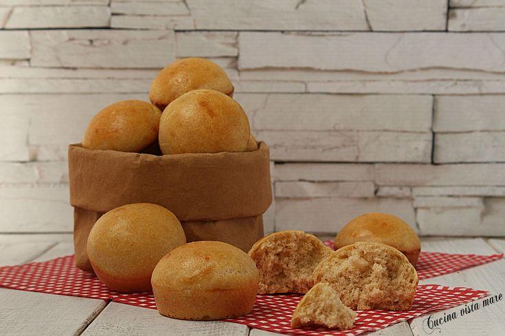 Mini panini con pasta madre