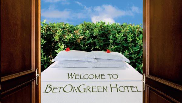 BetOnGreen Hotel | La sostenibilità trova albergo