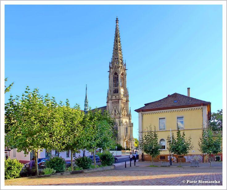 Speyer  Gedächtniskirche - null