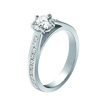 フリソン - CHAUMET(ショーメ)の婚約指輪(エンゲージメントリング)
