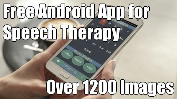 Free Android App for Speech Therapy Over 1200 Images
