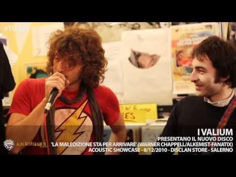 i Valium - @Disclan Showcase - Tu Sei (+ Amodù Fandoye) - http://www.valium.it