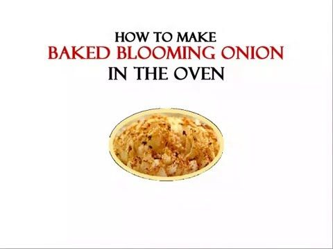 preparing #baked_blooming_onion in-the-oven http://www.cutsliceddiced.com/preparing-baked-blooming-onion-in-the-oven