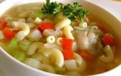 Resep Masakan Sup Makaroni Sederhana dan Sehat Untuk Keluarga apalagi ditambahkan sayuran, simak saja ya.. resep sup makaroni mudah dan enak