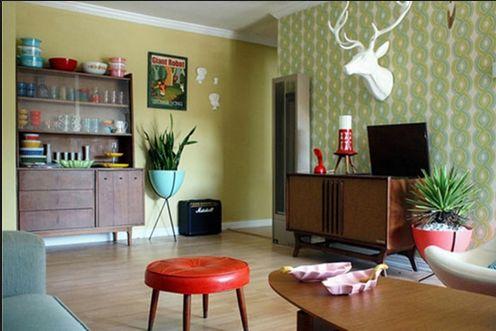 Retro Home Decor Explanation and Tips