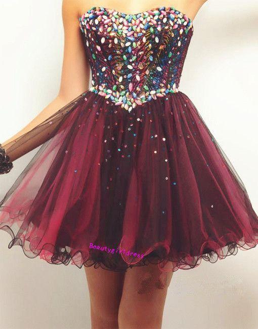 Bg382 Homcoming Dress,Short Homecoming Dress,Tulle Prom Dress,Prom Dresses