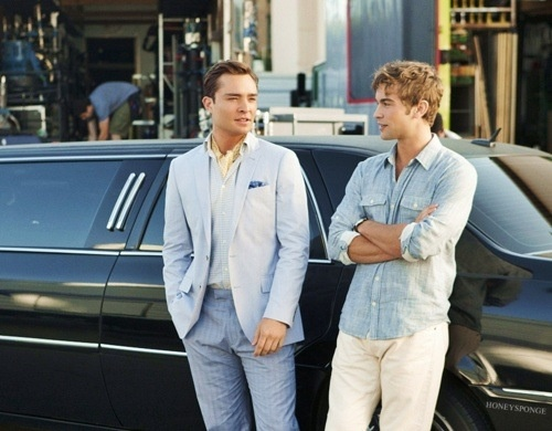 Nate Archibald & Chuck Bass | [ you know you love me ...