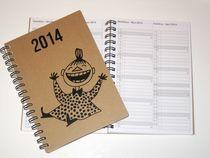 Muumi Vuosikalenteri 2014 Pikku Myy