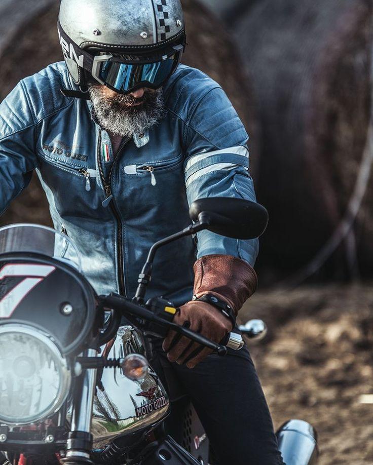 Moto guzzi rider