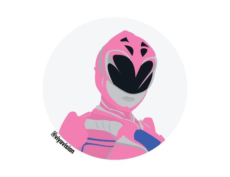 Pink Ranger (Power Rangers Movie 2017) by Viyavision.deviantart.com on @DeviantArt