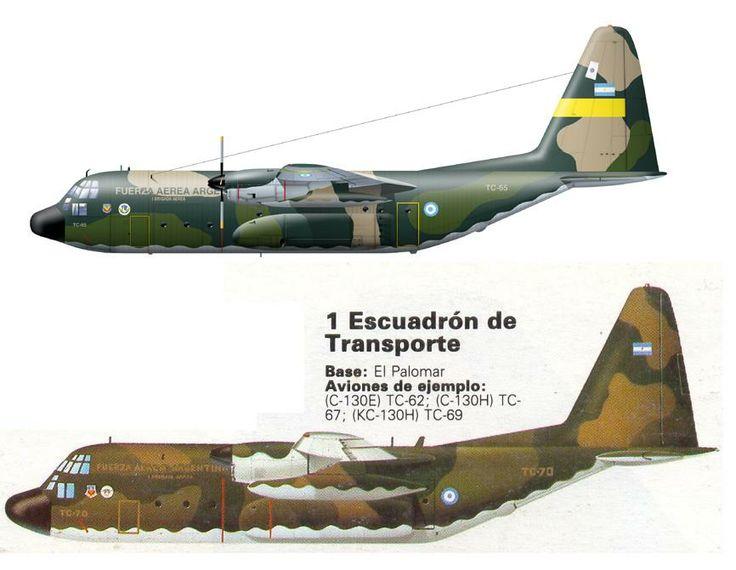 C-130 tc65 tc70