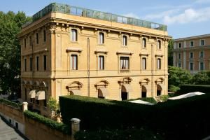 Villa Spalletti, Rome - Boutique hotel Rome - TemptingPlaces