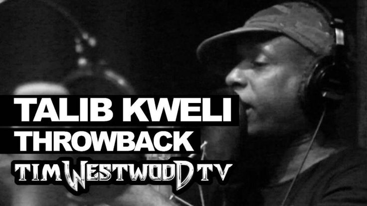 Talib Kweli Kicked This Freestyle On This 2002 Episode Of 'The Tim Westwood Show'...