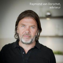 """Raymond van Oorschot, adviseur """"Een werkblad krijgt een hoop te verduren."""""""