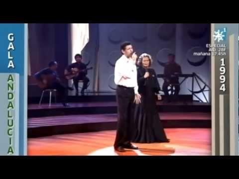 Carlos Cano y Amalia Rodríguez- María la portuguesa