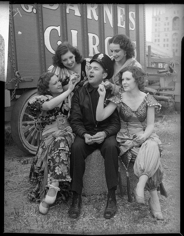43 Amazing Photos Show Los Angeles during the Prohibition Era