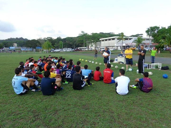 In May 2014, players have been selected to participate in College Camps in June, and also to join our 3rd International Soccer Camp, with Accrington Stanley FC from England.