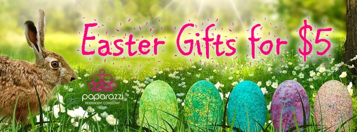 Easter Gifts for $5 - Paparazzi jewelry timeline image