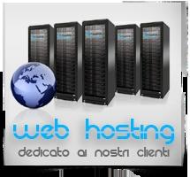 Web Hosting.  www.flashexdesign.it
