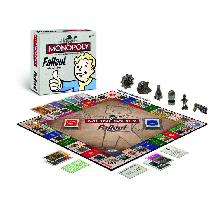 Monopoly Marken