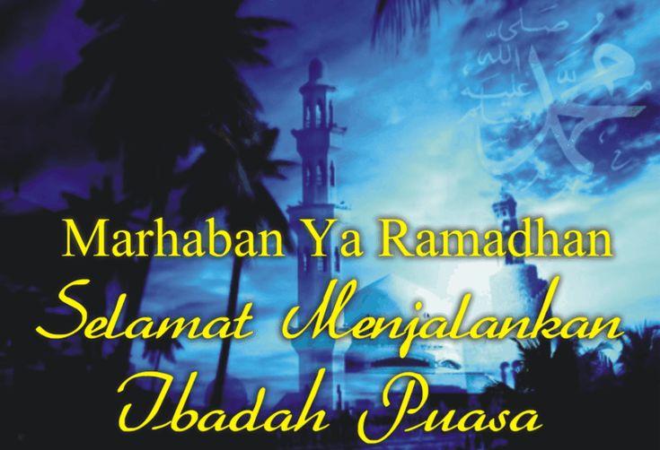 Foto Kata Kata Puasa Ramadhan Di 2020 Gambar Gambar Bergerak