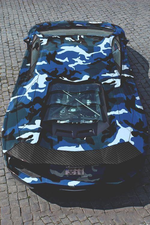 Camo Aventador | More