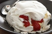 Australia Day Pavlova from Merricote restaurant