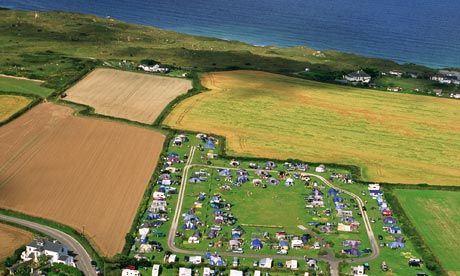 10 of the best campsites in cornwall