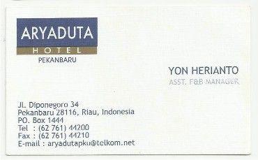 Hotel Arya Duta (1)