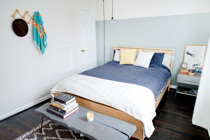 """A DIY Pro Shows Off Her Upgraded Pad #refinery29  http://www.refinery29.com/2013/12/59257/youfinder-katalina-mayorga#slide10  What are your top tips for being creative on a budget?  """"If you see something you like that is out of your budget, but your natural instinct is 'I can probably do that,' then you probably can! The next step is to spend a good amount of time doing research on the Internet. This part is really important — do your research, and be an informed DIYer. It will save you a…"""