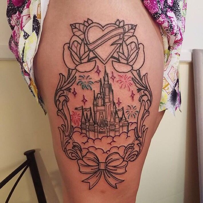 17 best images about tattoo on pinterest disney beauty and the beast and disney castle tattoo. Black Bedroom Furniture Sets. Home Design Ideas