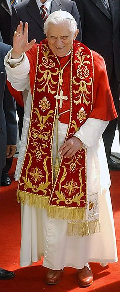 Pope Benedict XVI resigns as head of the Roman Catholic Church. (credit: Fabio Pozzebom/ABr)