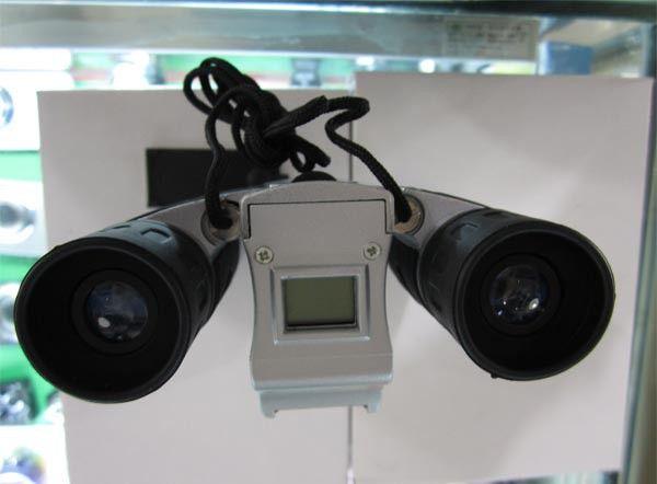 хорошее качество,  я люблю.......Цифровой бинокль, инновационная модель, DT01, металл + пластик, FCC, разрешение фото 640 * 480, 25 мм (черный + серебристый)
