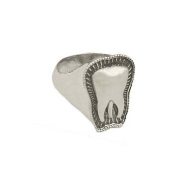 Silver Collection: Ring Tooth