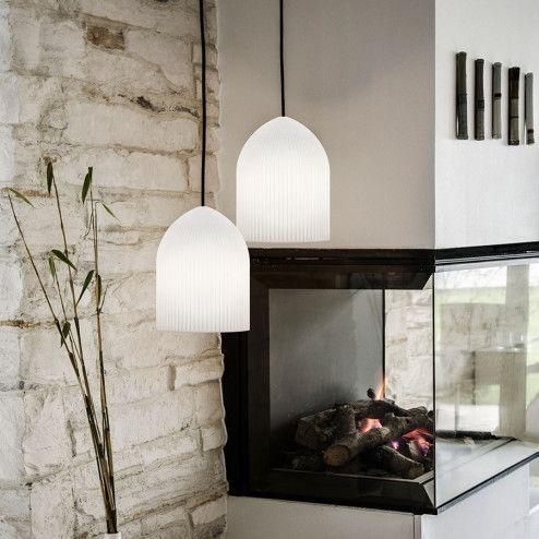 VITA Ripples Curve Lampeskjerm - Pendler og hengelamper - Taklamper - Innebelysning   Designbelysning.no