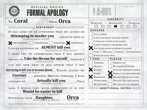 Apology slip | Wings of Fire Wiki | Fandom powered by Wikia
