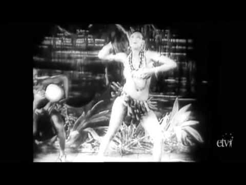 Josephine Baker - Banana Dance - YouTube
