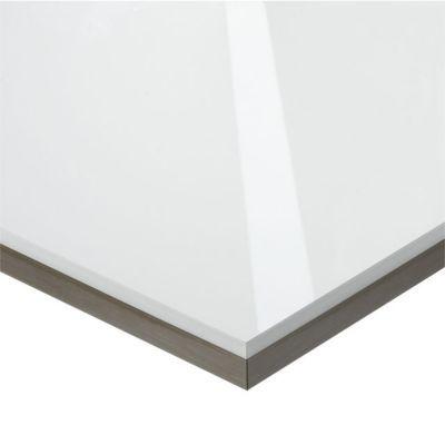 Credence Stratifiee Aspect Verre Blanc 300 X 64 Cm En 2020 Plan