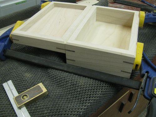 Box Building #5: Barrel Hinge Installation - by Kent Shepherd @ LumberJocks.com ~ woodworking community