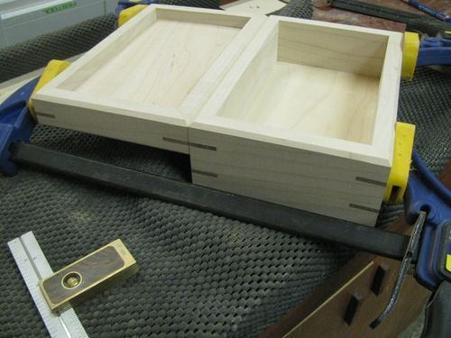 Box Building #5: Barrel Hinge Installation - by Kent Shepherd @ LumberJocks.com ~ woodworking community