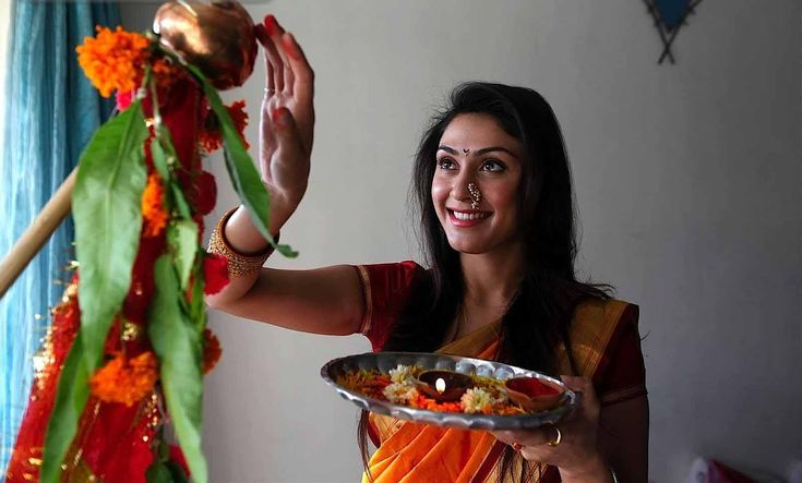 Chaitra Shukla Pratipada is more commonly known as Gudi Padwa. It is the festival that starts the New Year and is generally celebrated on the first day of the Indian month of Chaitra as per the lunar calendar. Gudi Padwa in 2016 will be celebrated on 8th April, Friday.