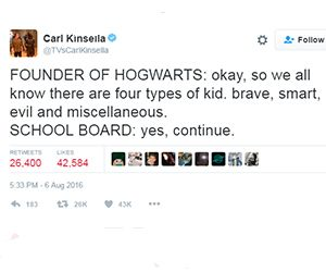 """Like a lot of people who were born at some point in the 1990s, came of ageduring the Obama administration, and have grown accustomed to being characterized by a few internet pundits as a millennial """"snowflake,"""" the Harry Potter franchise is something that I hold very dear to my heart. I read the books, saw … Read More"""