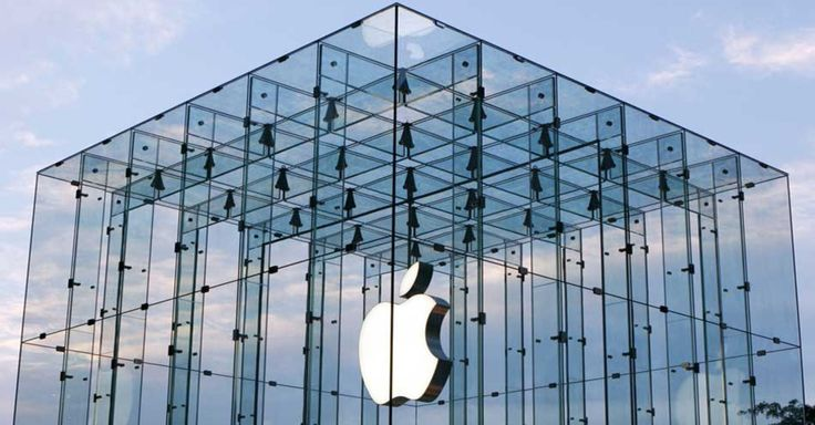 One of a kind architecture! Apple Wins Patent on Transparent Cube Store Design