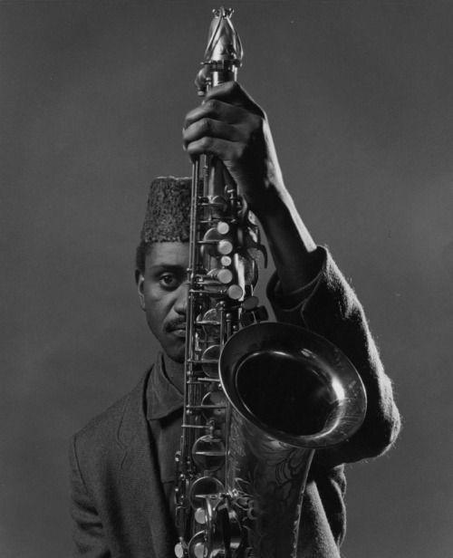 "musician-photos:  ""Pharoah Sanders (November 1966)  """