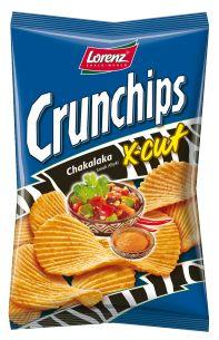Gdy głód dopada Cię dziki, faluj w rytm Chakalaka Smak Afryki! #Crunchips #XCut #chips #chakalaka #Africa