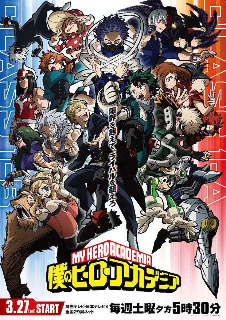 Crunchyroll On Twitter In 2021 My Hero My Hero Academia Hero Academia Characters