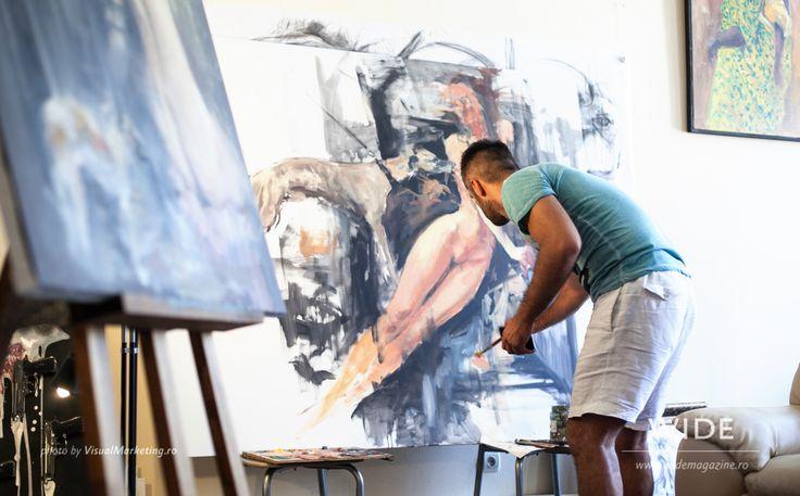 studio... http://www.facebook.com/LiviuMihaiArt