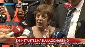 Fiscal caso Nisman embajada de EEUU ALERTA DE SEGURIDAD